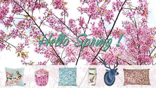 Les Asiatides-Hello Spring