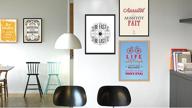 messages humour drôle décoration poster affiches cadeau