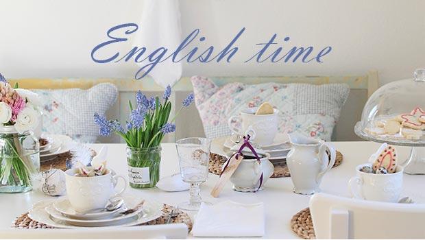 À l'heure anglaise