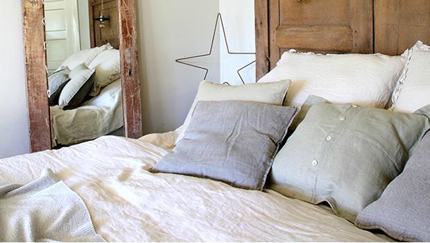 Linge de lit élégant