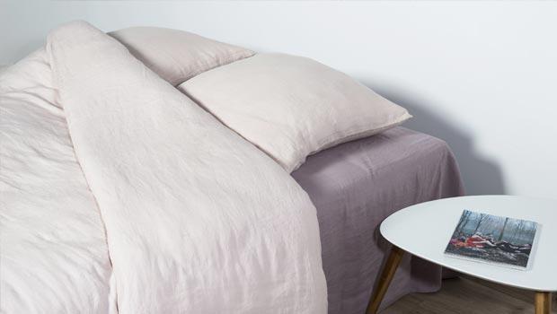 Tout le linge de lit