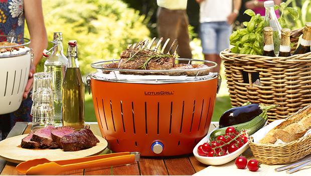 lotus grill barbecue portable