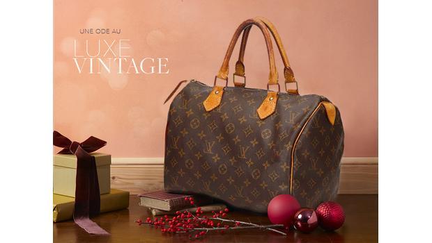 Sacs vintage Louis Vuitton