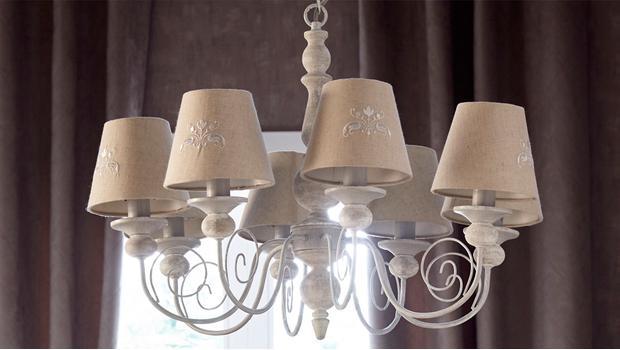 lampadaires suspensions