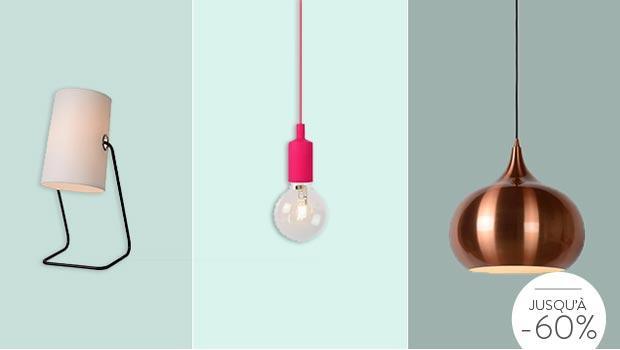 luminaire, contemporain, lampe