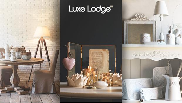 Luxe lodge branded
