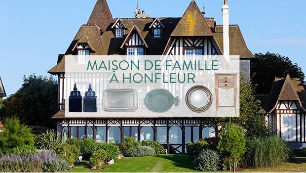 Maison à Honfleur