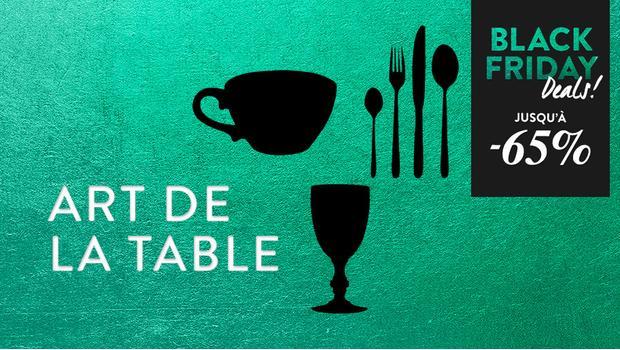 Sélection art de la table