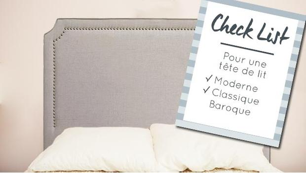 Têtes de lit à petits prix