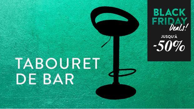 Sélection tabourets de bar