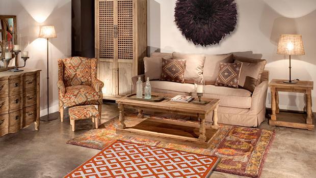 bohème mobilier décoration