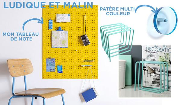 Mobilier malin