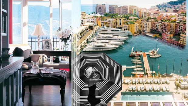 Élégance à Monaco