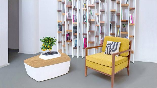 Mobilier table bellila bois chêne massif