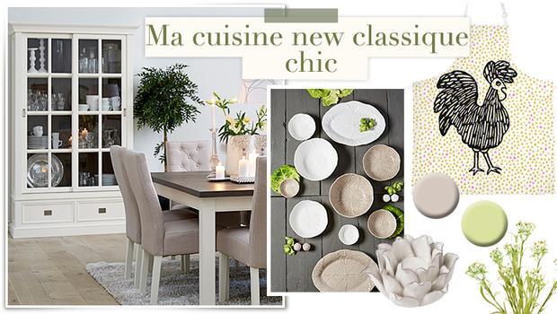 kitchen cuisine classique