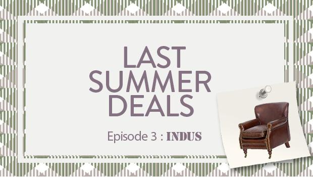 Nos summer deals - bohême
