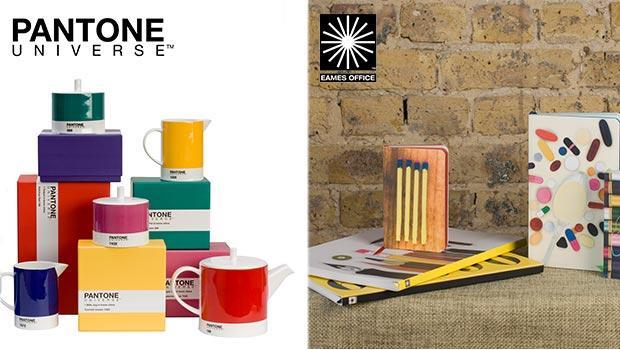 Mugs et cahiers Pantone
