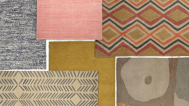 Des tapis originaux