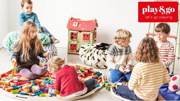 sac rangement enfants jouets
