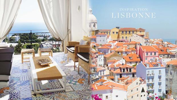 Destination Lisbonne
