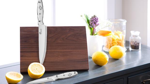 Couteaux en cuisine