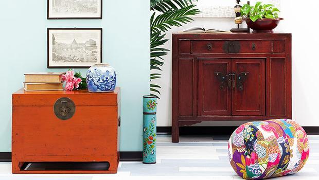 PRL - selection meubles japon