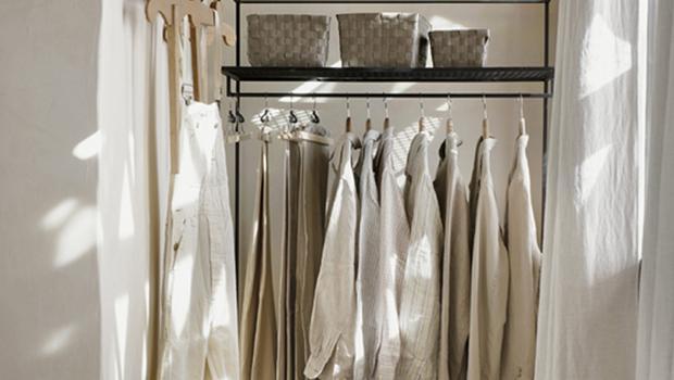 Équipez votre dressing ou buanderie !