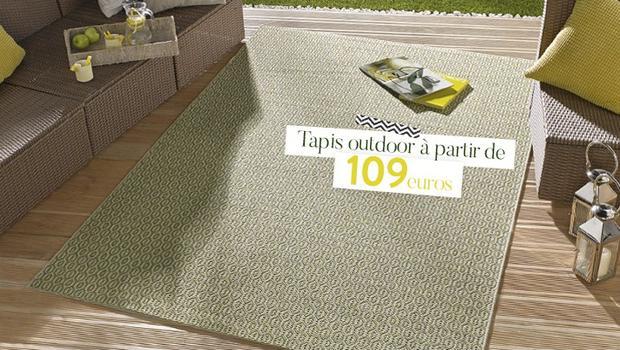 100% tapis outdoor
