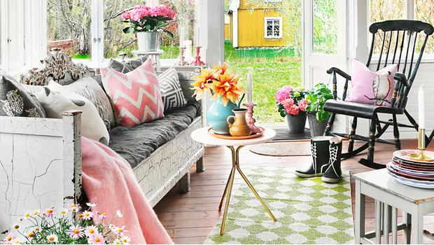 Ready for spring, Scandi contempo