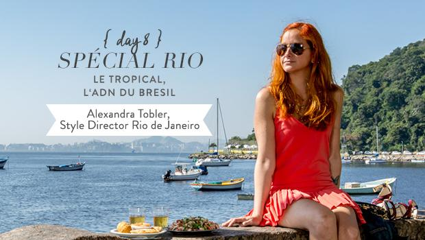Rio style journey - PRL