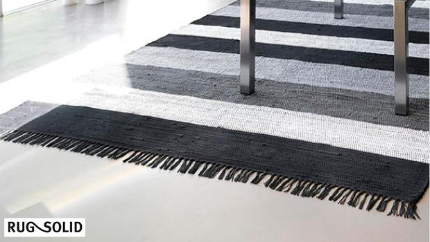 recyclage tapis artisanat qualité décoration