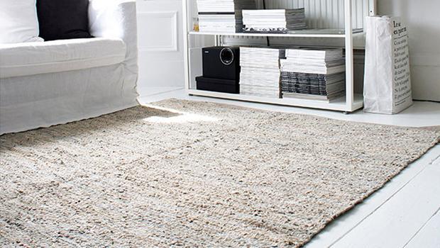 tapis recyclés