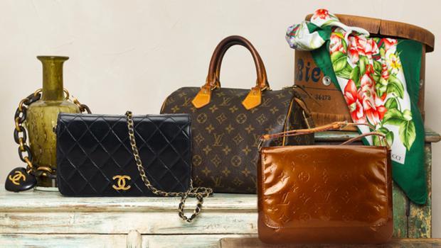Sacs et accessoires vintage