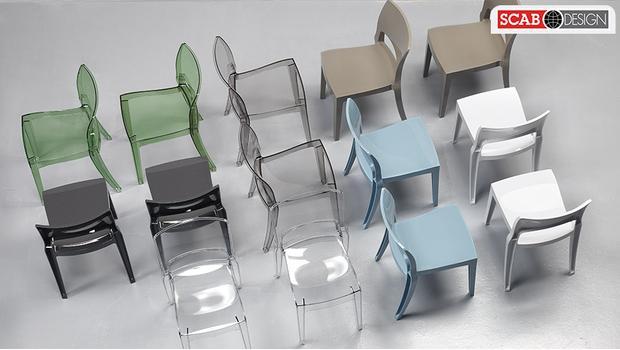 scab design chaises