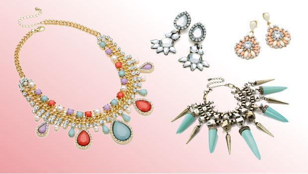 collier bijoux bracelets boucles d'oreilles scalla