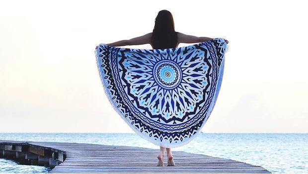 les antillaises premi re marque fran aise de serviettes rondes westwing. Black Bedroom Furniture Sets. Home Design Ideas
