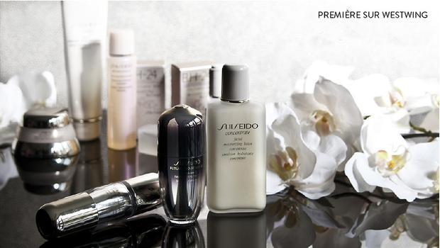 Shiseido, produits cosmétiques