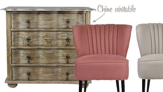 Signature mobilier luminaires classique chic westwing Signature meubles