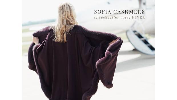Sofia Cashmere