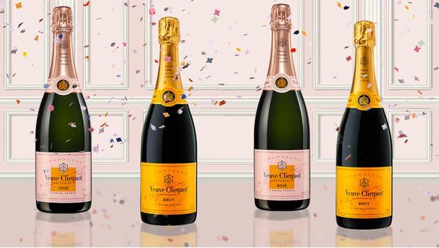 Sortez le champagne...