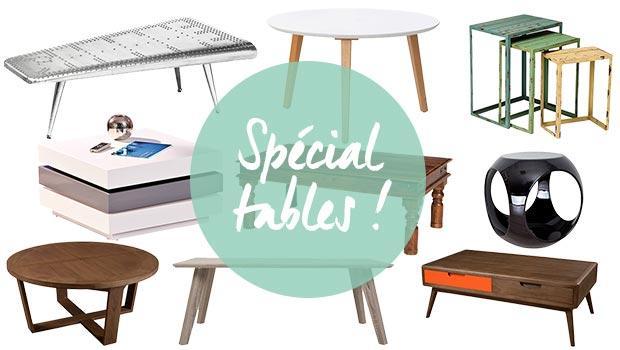 Spécial tables