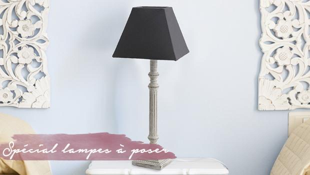 SPECIAL LAMPE À POSER