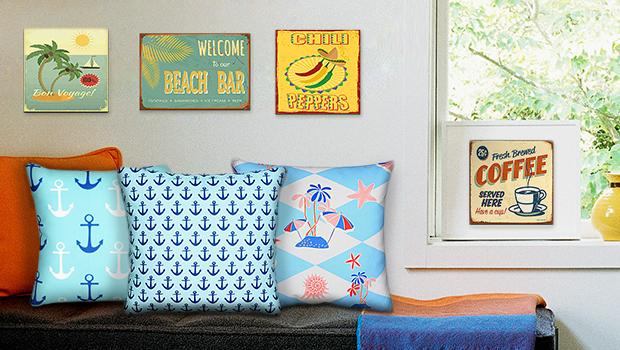 Summer Déco (Dolce Home Collection FLC