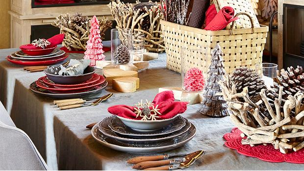 table coté table