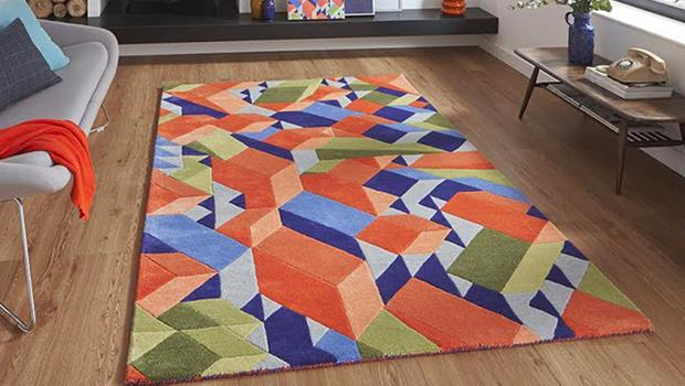 Tapis contemporains