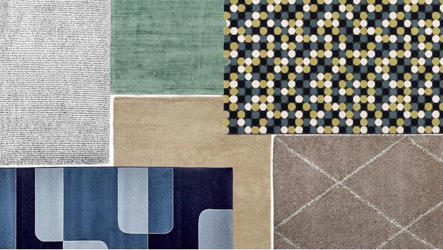 tapis géométriques