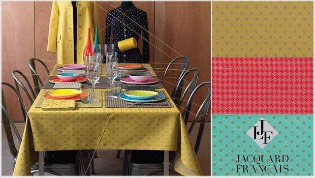 TD Diner time! LJF by Le Jacquard Français