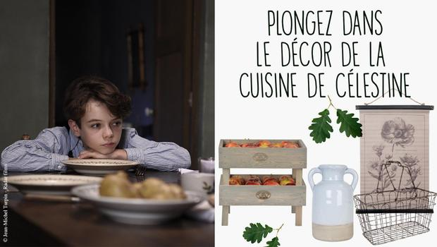 Dans la cuisine de Célestine