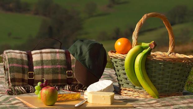 picnic pique nique plaids