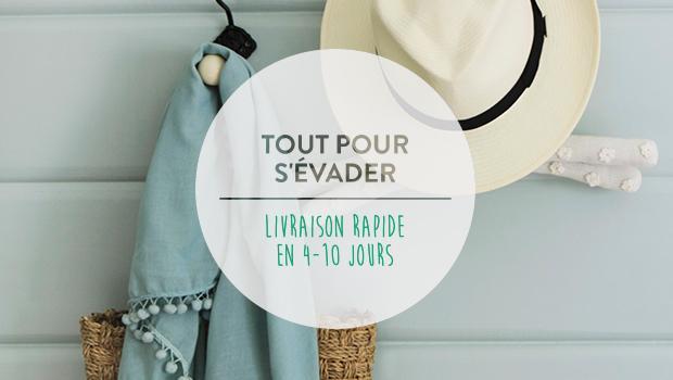 Valises / sacs / chapeaux / étoles